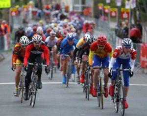 Mit 200 Fahrern war das Feld der C-Amateure besonders stark besetzt. - Foto: Mathias Schwenke
