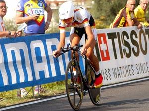 Juniorenweltmeister Partick Gretsch - Foto: Stefan Schwenke