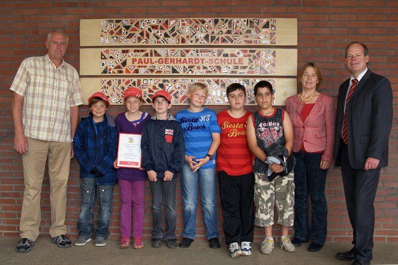 Paul-Gerhardt-Schule räumt ab